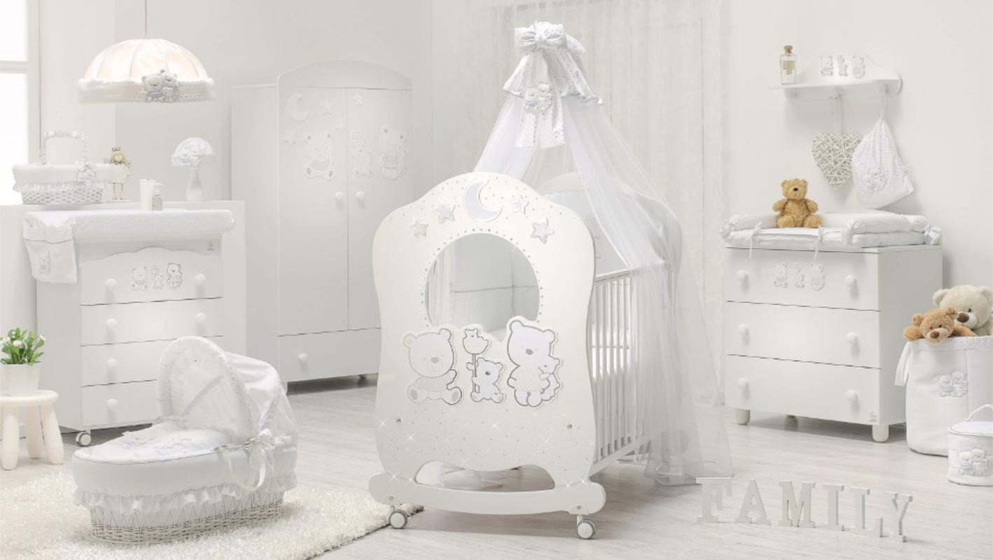 Italbaby detská izba Family