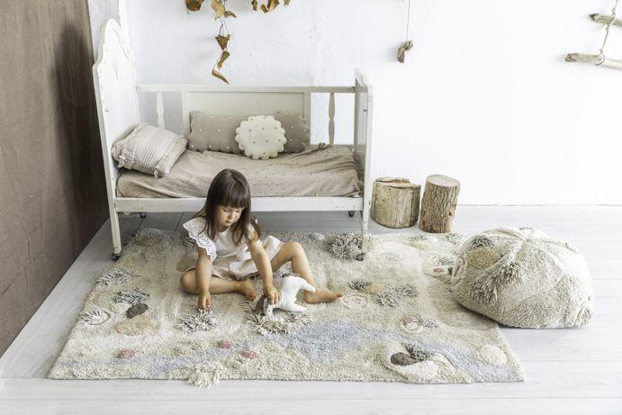 Lorena Canals ručne vyrábane doplnky do detskej izby