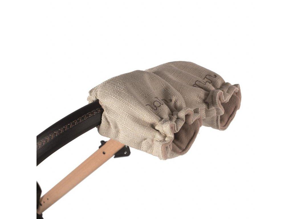 Nanán rukavice na kočík