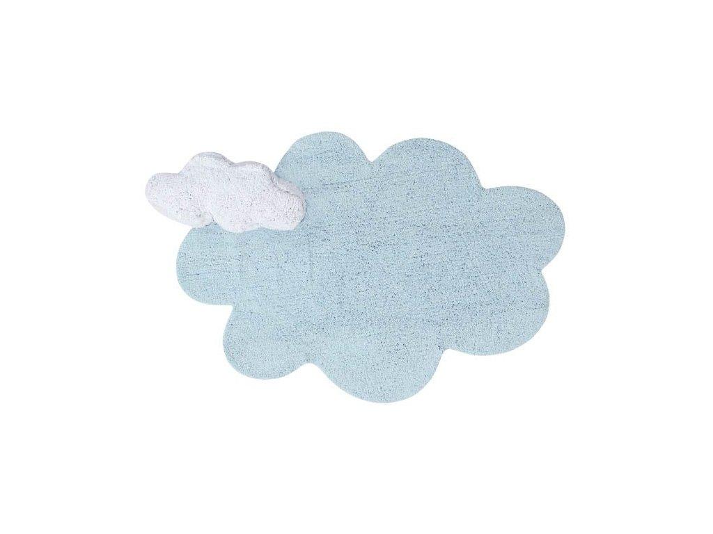 Lorena Canals prateľný detský koberec