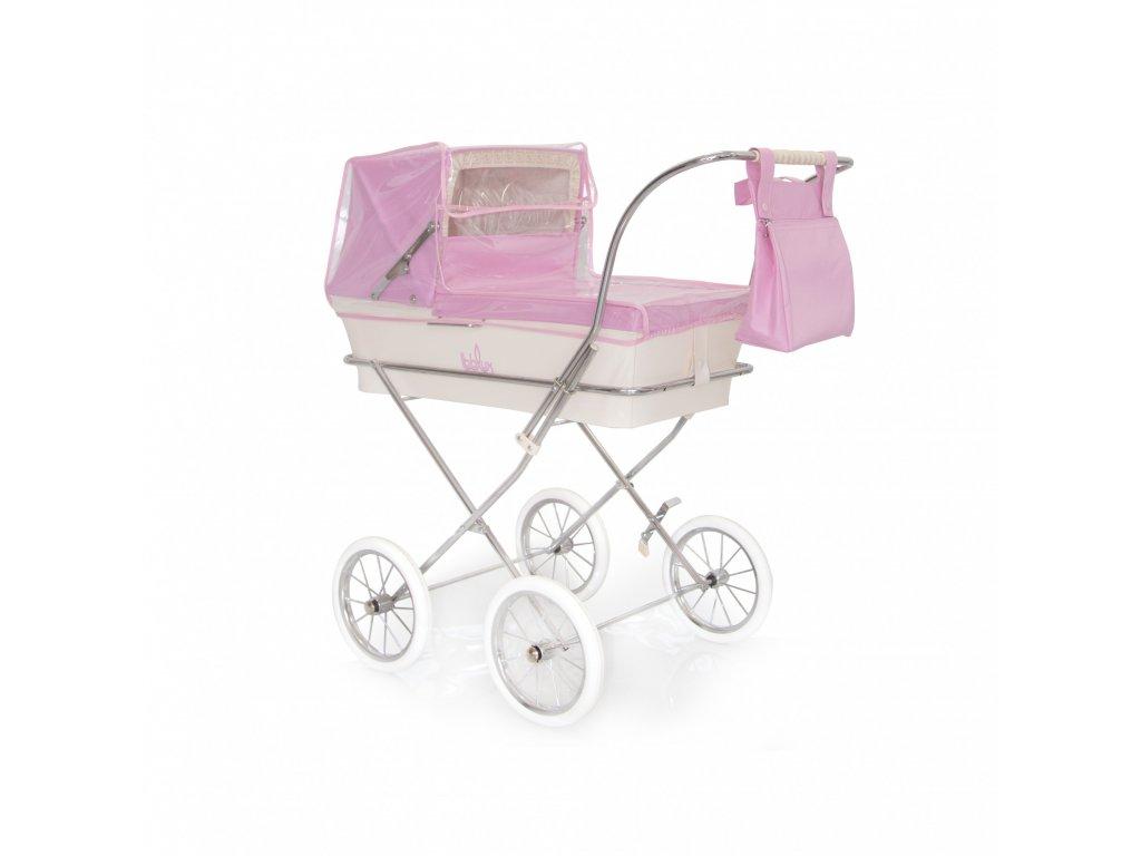 19940 bebelux plastenka pink