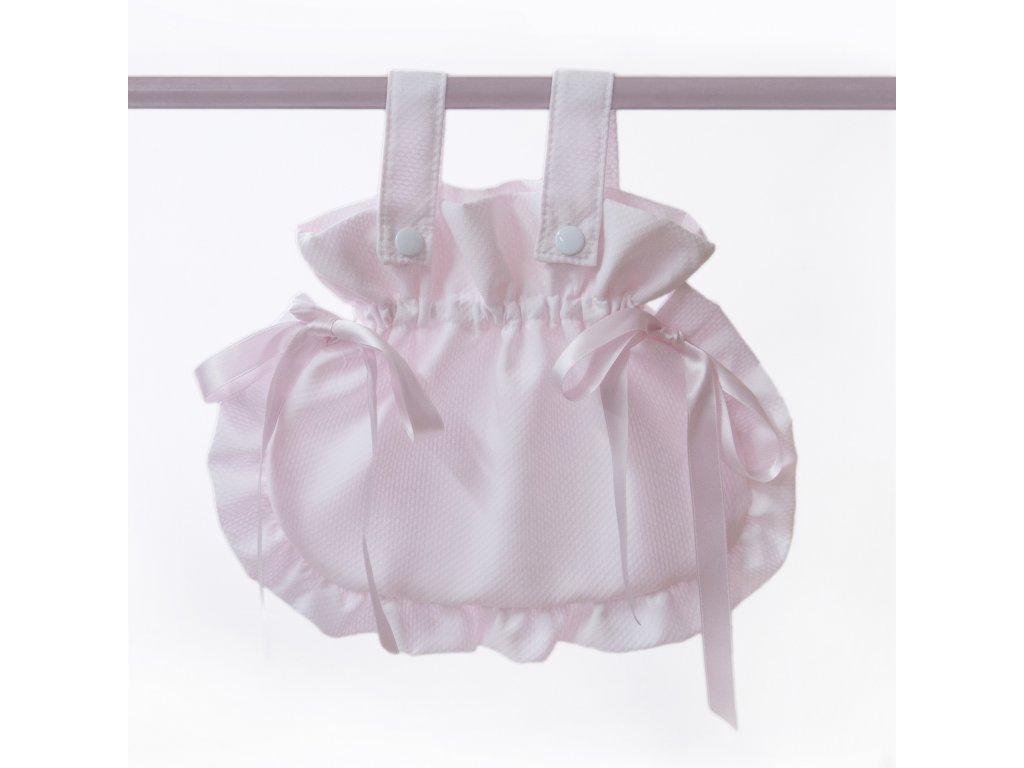 19871 bebelux taska so maslickami pink