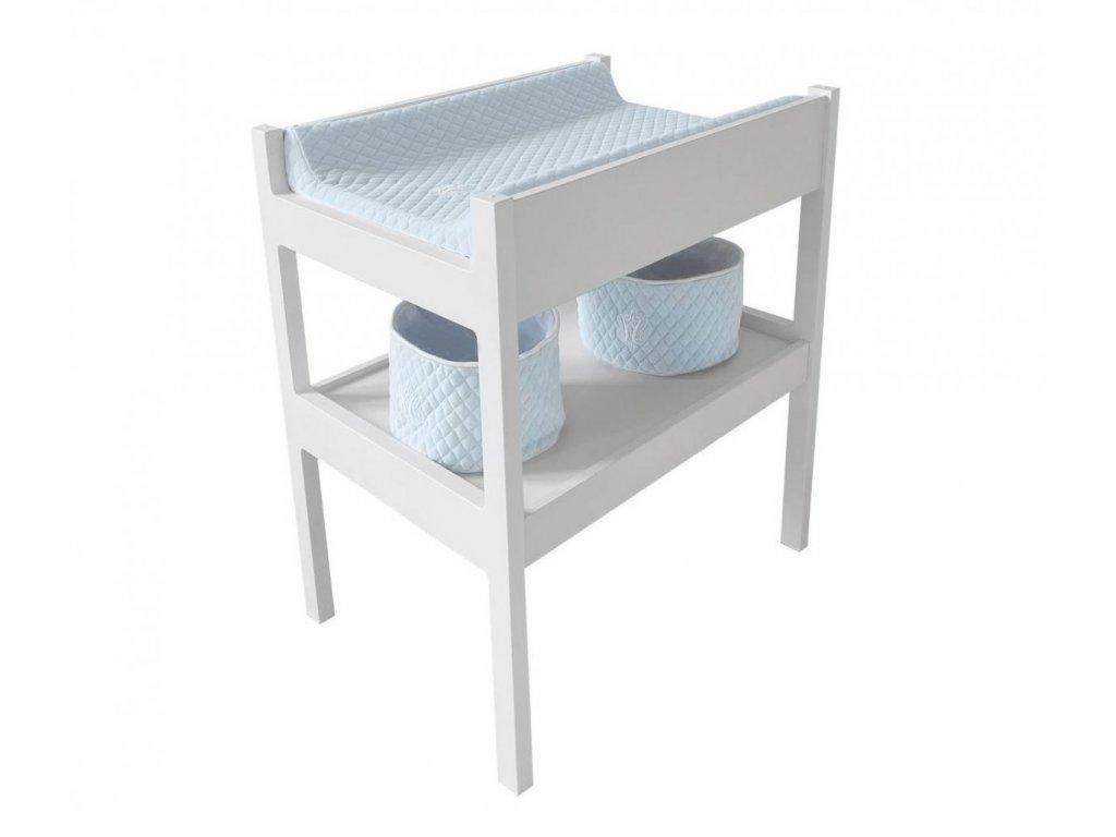 Caramella Baby Blue prebaľovací pult modrý