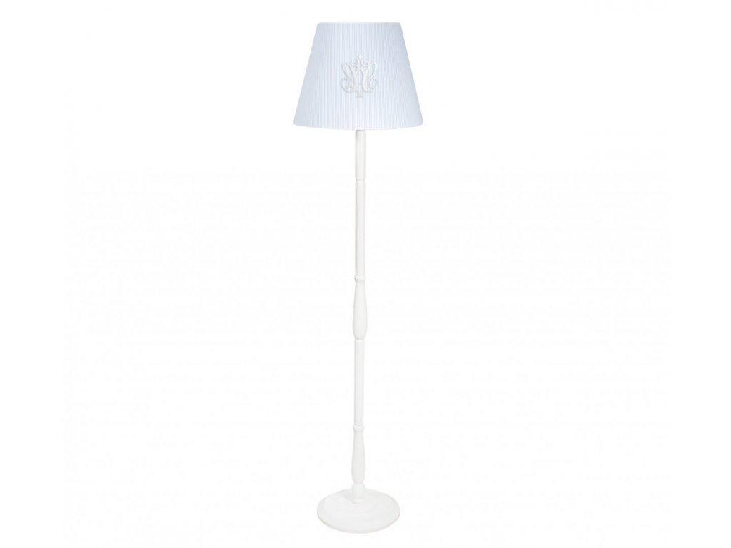 21218 caramella stojaca lampa so znakom modra