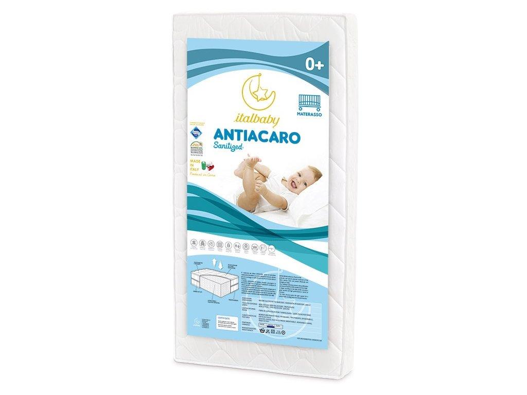 21980 italbaby detsky matrac antiacaro 63x125cm