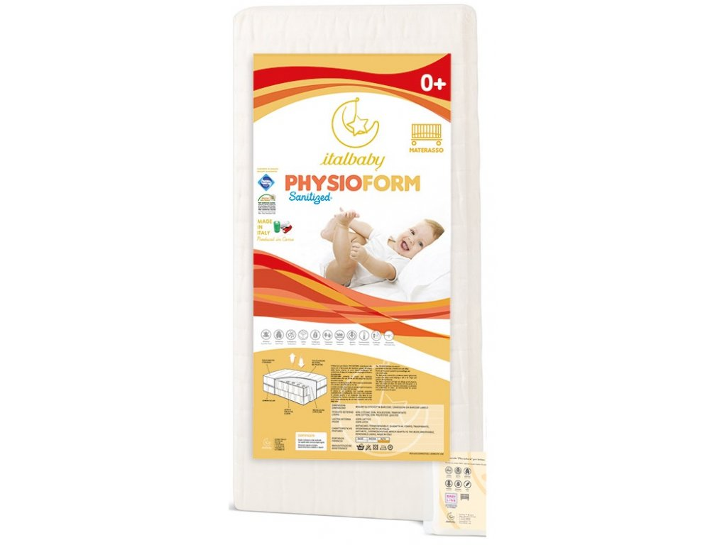21977 italbaby detsky matrac physioform 70x140cm