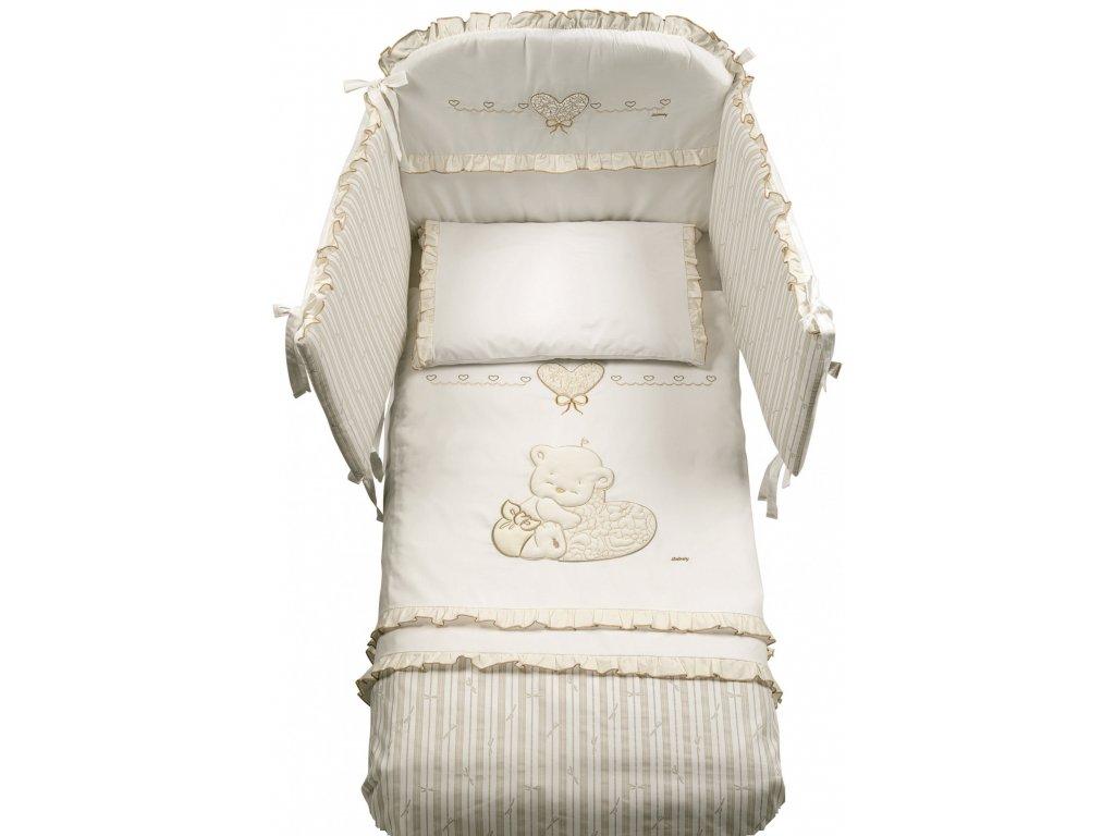 Italbaby talianska posteľná súprava