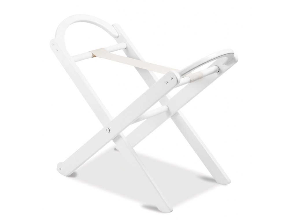 Italbaby podstavec pre košíky biely