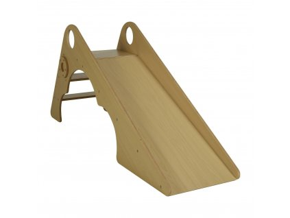 Quax drevená detská šmýkačka