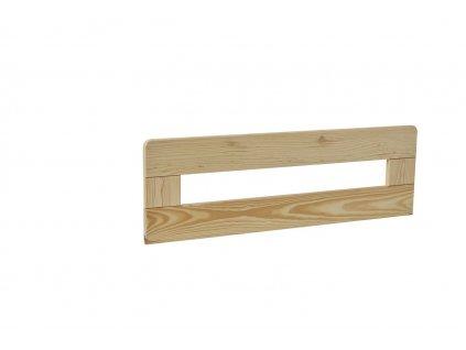 Quax drevená zábrana My Home