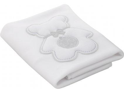 Italbaby zimná flíšová deka do postieľky