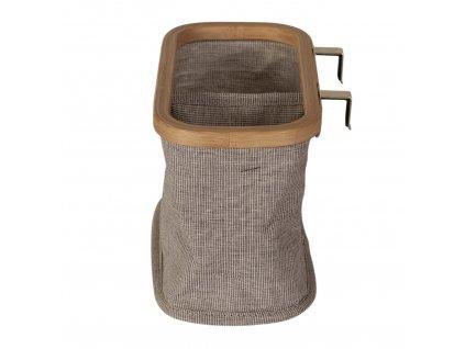 Quax závesny bamboo košík na fľašky