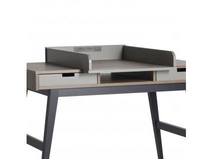 Quax nadstavec na písací stôl Trendy Royal Oak