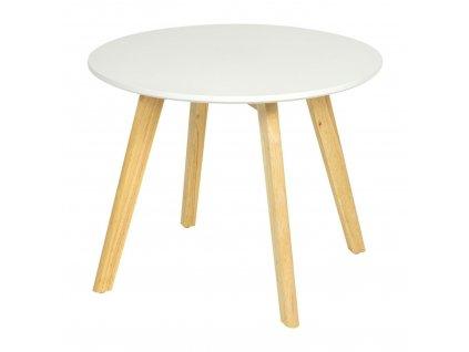 Quax biely detský stolík