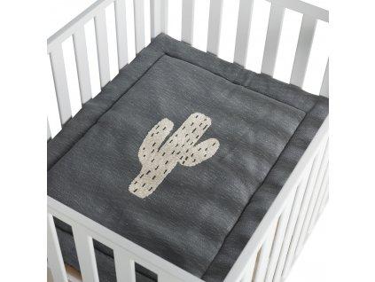 Quax pletený koberček do ohrádky