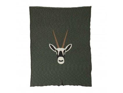 Quax pletená deka