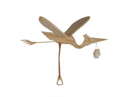 Quax lietajúci pelikán