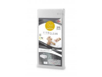 Italbaby detský matrac Viro Clean 60x120cm