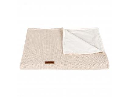 Baby´s only pletená letná deka do postieľky