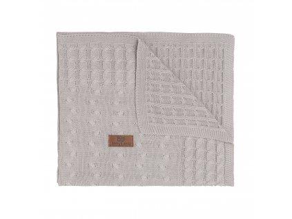 Baby´s only letná pletená deka