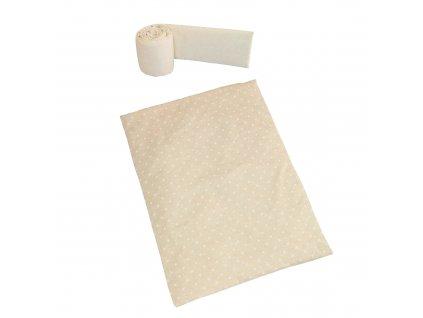 Micuna textilná súprava pre mini postieľky