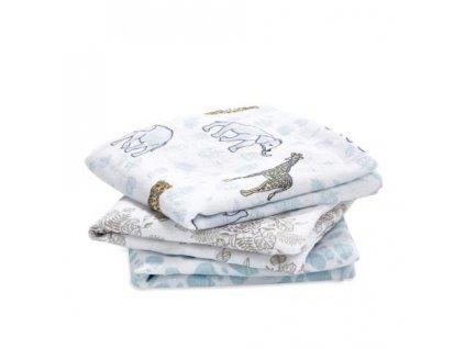 Aden&Anais bavlnené plienky pre deti