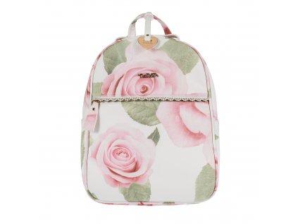 Nanán batoh pre mamičky s kvetinkami