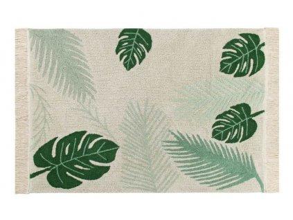 Lorena Canals ručne tkaný farebný detský koberec