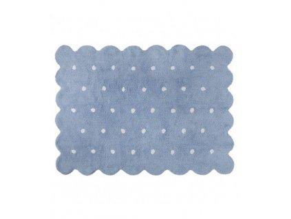 Lorena Canals ručne tkaný detský detský koberec