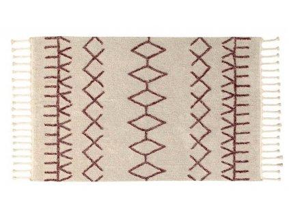 Lorena Canals prateľný detský koberec do detskej izby