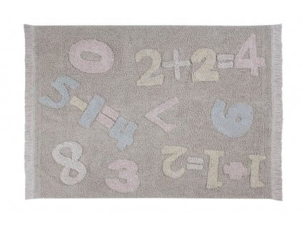 Lorena Canals ručne tkaný bavlnený koberec 120x160cm