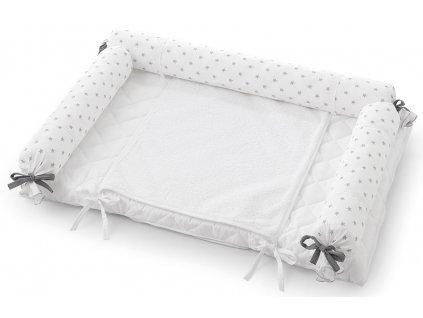 Italbaby textilná prebaľovacia poduška na komodu Star