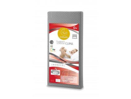 Italbaby detský matrac Thermo Clima 63x125cm
