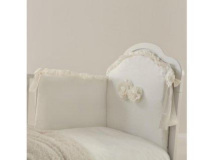 Nanán posteľná súprava prestige ružová
