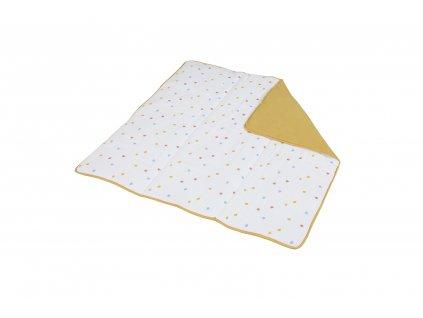 Micuna bavlnený koberec na hranie