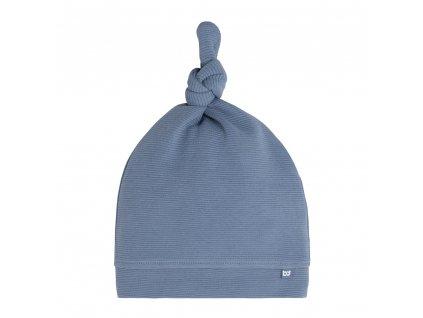Baby´s only čiapka pre bábätko Pure modrá