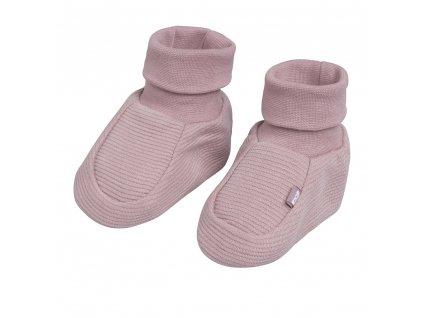 Baby´s only cápačky pre bábätko Pure ružové