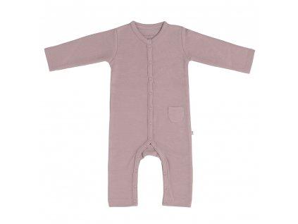 Baby´s only detské pyžamo 56 Pure ružové