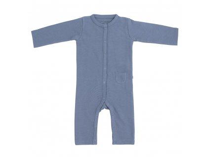 Baby´s only detské pyžamo 56 Pure modré