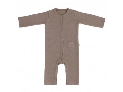 Baby´s only detské pyžamo 56 Pure sivé