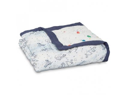 Aden & Anais bambusová deka pre deti Stargaze
