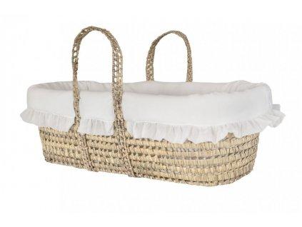 Mojžišov košík Ivory