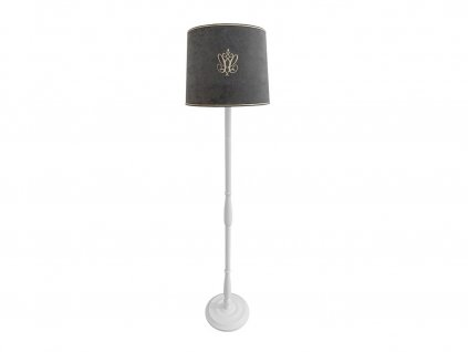 Caramella Anthracite Gloss stojaca lampa
