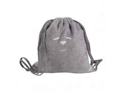 Nanán taška a utrák sivý