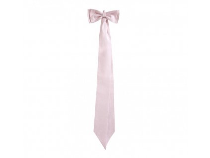 Caramella Baby Pink ozdobná mašľa ru