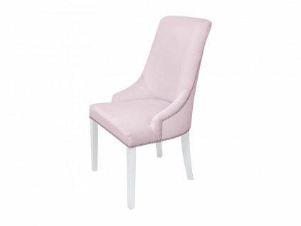 Caramella Baby Pink stolička Hampton ružová