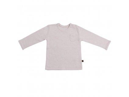 Tričko z bio bavlny