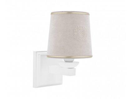 Caramella Golden Sand nástenná lampa béžová