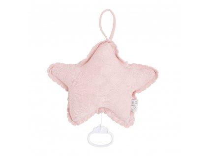 Baby's only hracia hviezdička Reef ružová