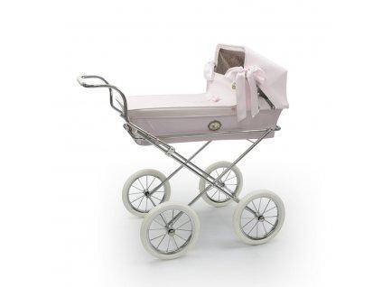24233 bebelux detsky kocik mini sweet ruzovy 62cm